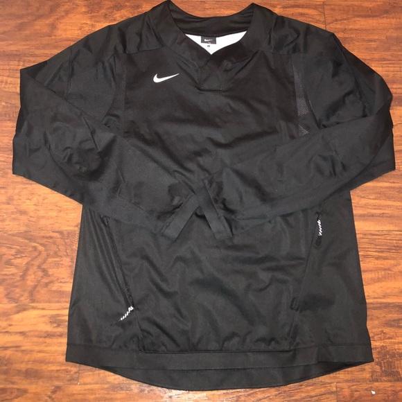 Nike Other - NWT Black Nike windbreaker Pullover